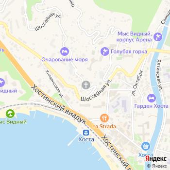 Церковь Преображения Господня на Яндекс.Картах