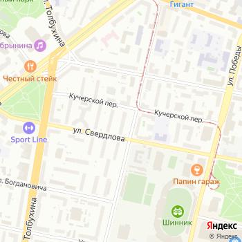 Стелла на Яндекс.Картах