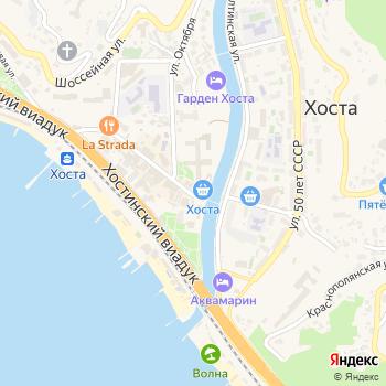 DI на Яндекс.Картах