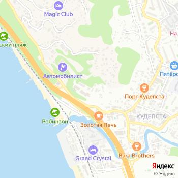 Хорека-Урал на Яндекс.Картах