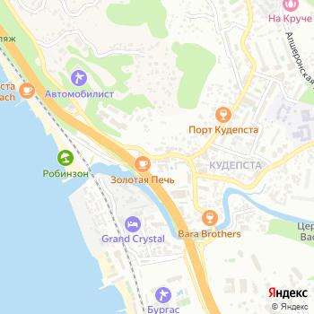 Горница на Яндекс.Картах