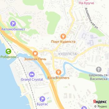 Атолл на Яндекс.Картах