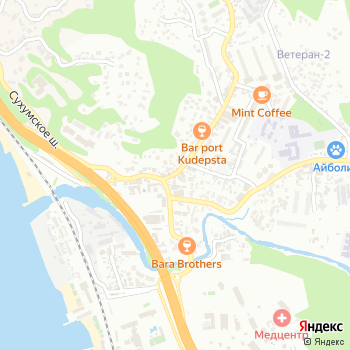 Арт-Про на Яндекс.Картах