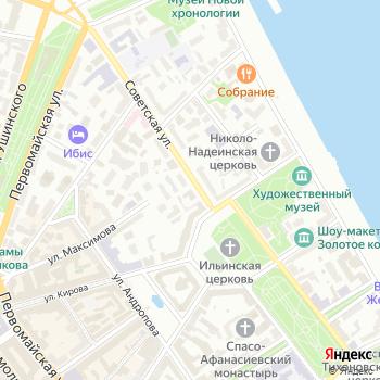 Управление стратегического планирования Правительства Ярославской области на Яндекс.Картах