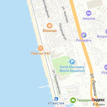 Элит на Яндекс.Картах