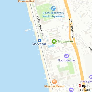 Магазин головных уборов на Яндекс.Картах