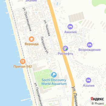 Альянс на Яндекс.Картах
