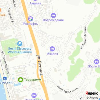 СПР на Яндекс.Картах