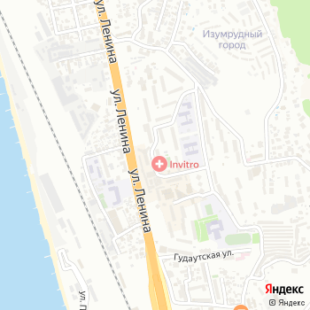 Радуга-Юг на Яндекс.Картах