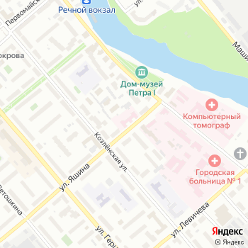 Вологодское протезно-ортопедическое предприятие на Яндекс.Картах