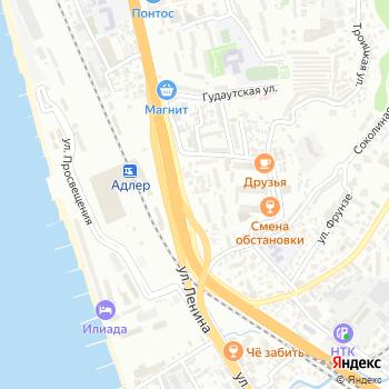 Орион на Яндекс.Картах