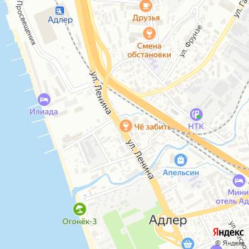 Сиар на Яндекс.Картах