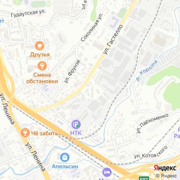 Краски Кубани на Яндекс.Картах