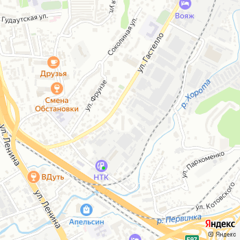ТРАК-Центр СПб на Яндекс.Картах