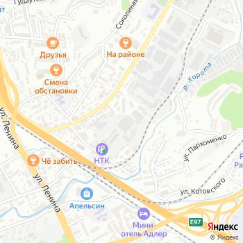 Ренессанс на Яндекс.Картах