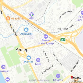 Реал на Яндекс.Картах