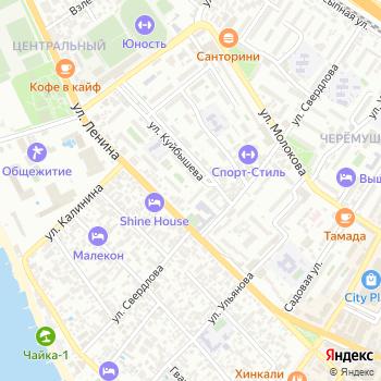 Истоки на Яндекс.Картах