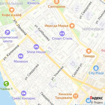 Золотой орел на Яндекс.Картах