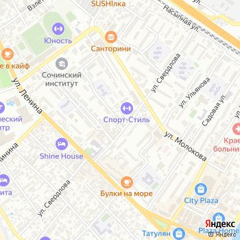 Школа Китайгородской в Сочи на Яндекс.Картах