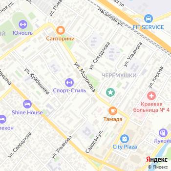 Афродита на Яндекс.Картах
