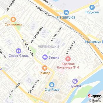 Лицей №59 на Яндекс.Картах