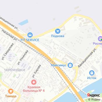 Сочи на Яндекс.Картах