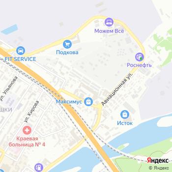 СБС на Яндекс.Картах