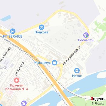 Атлантис на Яндекс.Картах