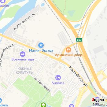 Полаир-Сочи на Яндекс.Картах