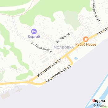 Почта с индексом 354393 на Яндекс.Картах