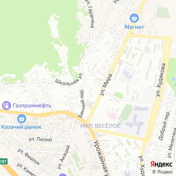 Автостекло на Яндекс.Картах