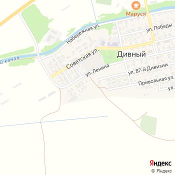 Почта с индексом 346704 на Яндекс.Картах