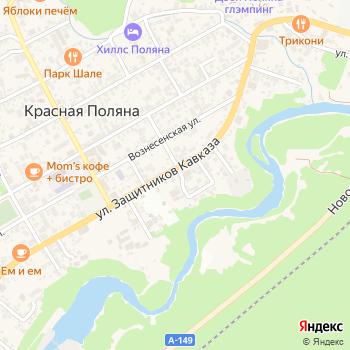 Альпийский Вымпел на Яндекс.Картах