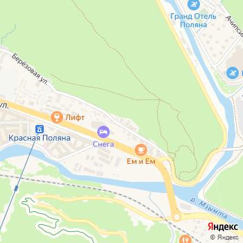 Пирамида на Яндекс.Картах