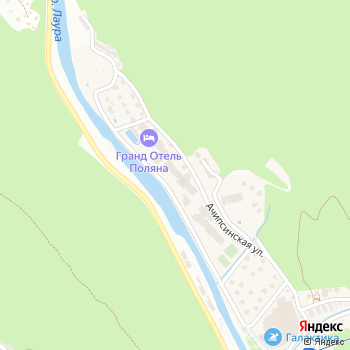 Гранд Отель Поляна на Яндекс.Картах