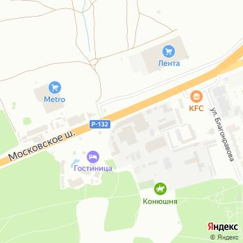 Подшипник-Сбыт на Яндекс.Картах