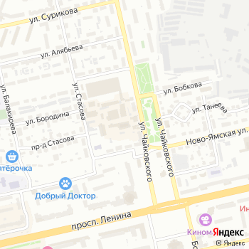 Перец на Яндекс.Картах