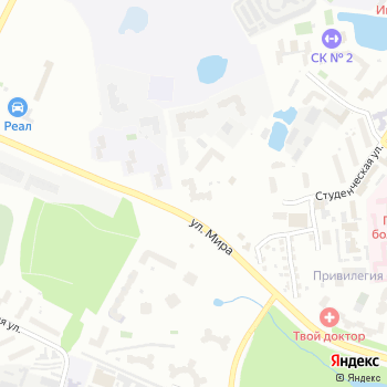 Офисная полиграфия на Яндекс.Картах