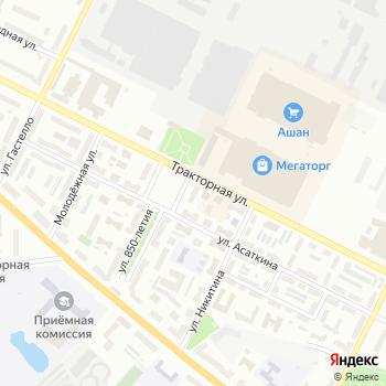LEDSVET33 на Яндекс.Картах
