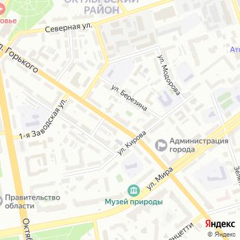 Рослек на Яндекс.Картах