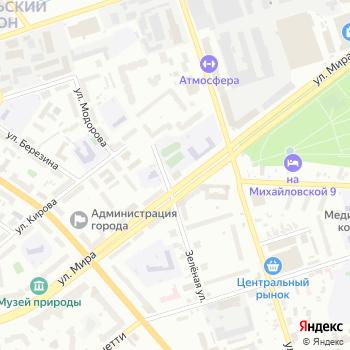 Камея на Яндекс.Картах
