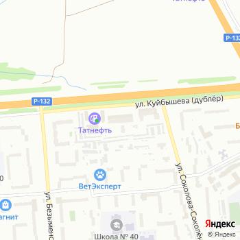 Авеб-системс на Яндекс.Картах