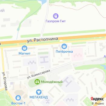 Почта с индексом 600032 на Яндекс.Картах