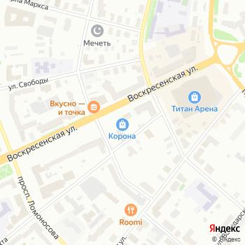 Спортмастер на Яндекс.Картах