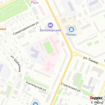 Родильный дом им. К.Н. Самойловой на Яндекс.Картах