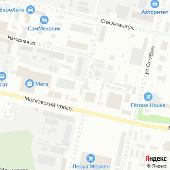 АвтоReal на Яндекс.Картах