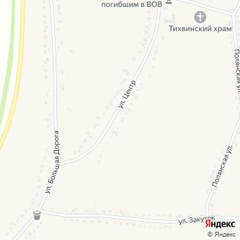 Почта с индексом 393805 на Яндекс.Картах