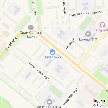 Окна Vikon на Яндекс.Картах