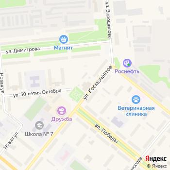 Студия комфорта на Яндекс.Картах