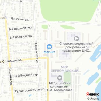Почта с индексом 156003 на Яндекс.Картах